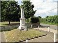 TF9126 : Colkirk War Memorial by Adrian S Pye