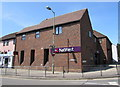 SP5822 : NatWest, Bicester by Jaggery