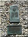 TF8626 : The War Memorials at Helhoughton by Adrian S Pye