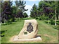 SK1813 : Royal Army Medical Corps Memorial and Avenue by Graham Hogg