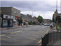 NT1972 : St John's Road as seen from Manse Road by Sandy Gemmill