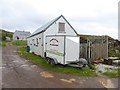 NM4279 : Fire and rescue service, Isle of Muck by Oliver Dixon