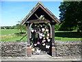 TR1640 : St Ethelburga's Well at Lyminge by Marathon