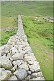 NY2101 : Hardknott Roman Fort by Ashley Dace