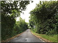 TL8820 : Lane off the A12 London Road by Adrian Cable
