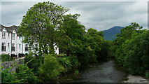 NY2623 : River Greta by Peter Trimming