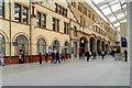 SJ8498 : Manchester Victoria Station Concourse (July 2015) by David Dixon