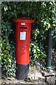 TQ5839 : Victorian Postbox, Calverley Park by N Chadwick