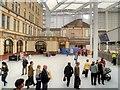 SJ8399 : Ticket Hall, Manchester Victoria Station (July 2015) by David Dixon