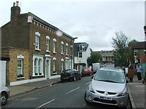 TQ3386 : Marton Road, Stoke Newington by Chris Whippet