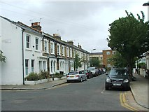 TQ3386 : Painsthorpe Road, Stoke Newington by Chris Whippet