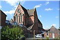 TQ5840 : Church of St Barnabas by N Chadwick