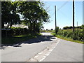 TM3072 : Bickers Hill Road, Baynard's Green by Adrian Cable