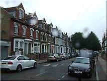 TQ3385 : Brighton Road, Stoke Newington by Chris Whippet