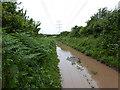 SM9900 : Brockfield Lane leading to Grove Hill by John Lucas