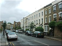 TQ3385 : Osterley Road, Stoke Newington by Chris Whippet