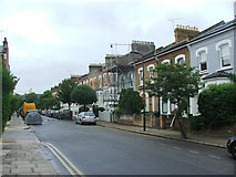 TQ3386 : Dynevor Road, Stoke Newington by Chris Whippet