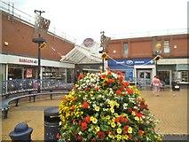 SO9496 : Bilston in Bloom by Gordon Griffiths