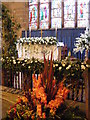 SO7993 : Altar Flowers by Gordon Griffiths