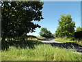 TM1072 : Bull Road, Thornham Parva by Adrian Cable