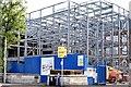 J3372 : The Bernard Crossland Building, Belfast (July 2015) by Albert Bridge