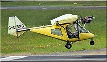 J4972 : G-CBXG, Newtownards Airport - July 2015 (1) by Albert Bridge