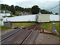 NH6446 : Railway track at Clachnaharry, Inverness by Malc McDonald