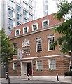 TQ3281 : Pewterers' Hall, Oat Lane, London EC1 by Jim Osley