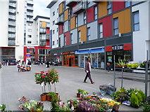 TQ1885 : Central Square, Wembley by Marathon