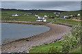 NG8689 : Sea shore near Aird by Nigel Brown