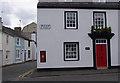 SH6076 : Wexham Street, Beaumaris by Ian Taylor
