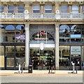 SJ8398 : Barton Arcade, Deansgate Entrance by David Dixon