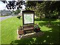 NY6323 : Village green, Bolton by Oliver Dixon
