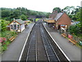 TG1141 : View from the footbridge at Weybourne station by Marathon