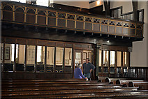 NR8668 : Tarbert Parish Church (9) by The Carlisle Kid