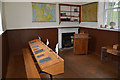 NF1099 : The schoolroom, St Kilda by John Allan