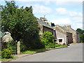 NY6827 : Village street, Knock by Oliver Dixon