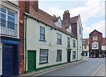TA0339 : Hengate, Beverley, Yorkshire by Bernard Sharp
