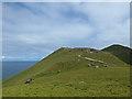 NF0999 : South ridge of Mullach Mòr by John Allan