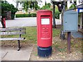 TF0920 : Pillar box in Exeter Street, Bourne, Lincolnshire by Rex Needle