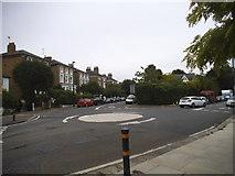TQ1977 : Grove Park Road at the junction of Hartington Road by David Howard