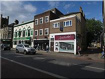 TL4557 : Cambridge Place off Hills Road by Hugh Venables