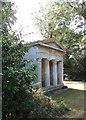 TL2201 : Cavendish Bentinck Mausoleum, South Mimms by Julian Osley