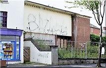 J3272 : Former St Thomas' church hall, Belfast (July 2015) by Albert Bridge