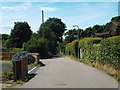 TM1231 : Shrublands Road, Mistley by Malc McDonald