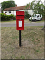 TG2115 : Norwich Road Postbox by Adrian Cable