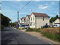 TM1529 : Houses on Bradfield Road, Wix by Malc McDonald