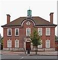 TQ2496 : Coroner's Court Wood Street, Barnet by Jim Osley