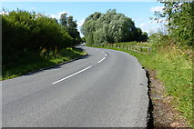 SK5815 : Slash Lane towards Barrow upon Soar by Mat Fascione