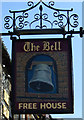 TL7886 : Sign for the Bell, Brandon by JThomas